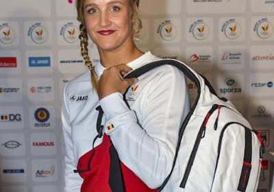 Emma Plasschaert wint olympisch testevent