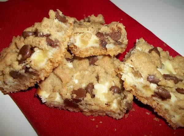 Cheesecake Cookie Dough Bars