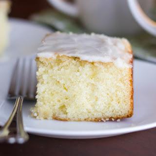 Glazed Lime Cake Recipe