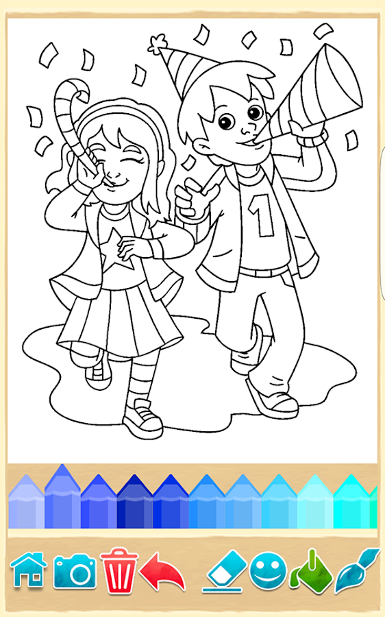 Online Colouring Pages For 7 Year Olds : Coloring pages android apps on google play