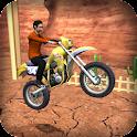 Desert Trial Bike Extreme icon
