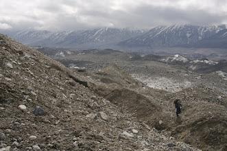 Photo: Walsh Glacier.