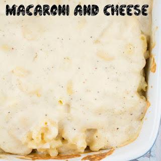 Pasta al Gratin Macaroni and Cheese