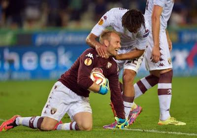 Jean-François Gillet titulaire avec le Torino