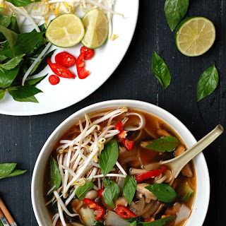 30 Minute Vegan Pho