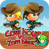 Cowboys VS Zombies