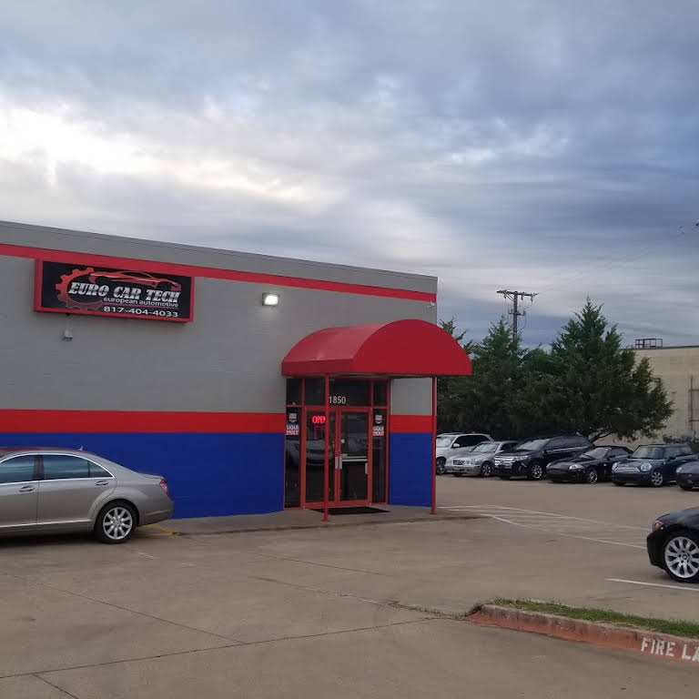 Euro Car Tech Car Repair And Maintenance In Fort Worth