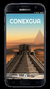 CONEXGUA - náhled