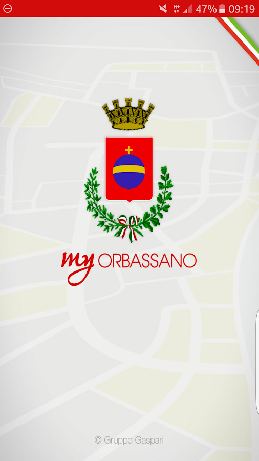 MyOrbassano- screenshot