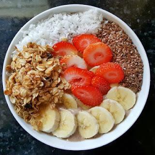 Protein Power Smoothie Bowl Recipe