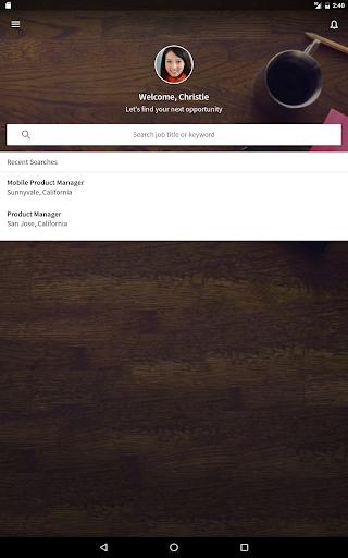 LinkedIn Job Search 1.25.5 screenshots 8