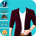 Handsome Men Suit Photo Editor : Boys Hairstyle icon