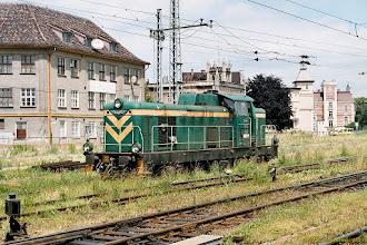 Photo: SM42-040 {Jaworzyna Śląska; 2003-06-22}
