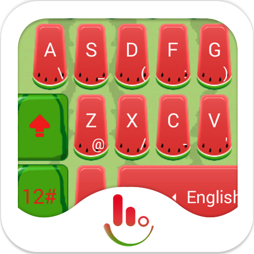 TouchPal Watermelon Theme