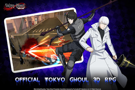 Mod Game Tokyo Ghoul: Dark War for Android