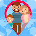 Phone Tracker - Family Search icon