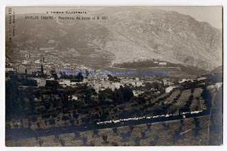 Photo: Gualdo Tadino, Panorama, da unirsi al N.697