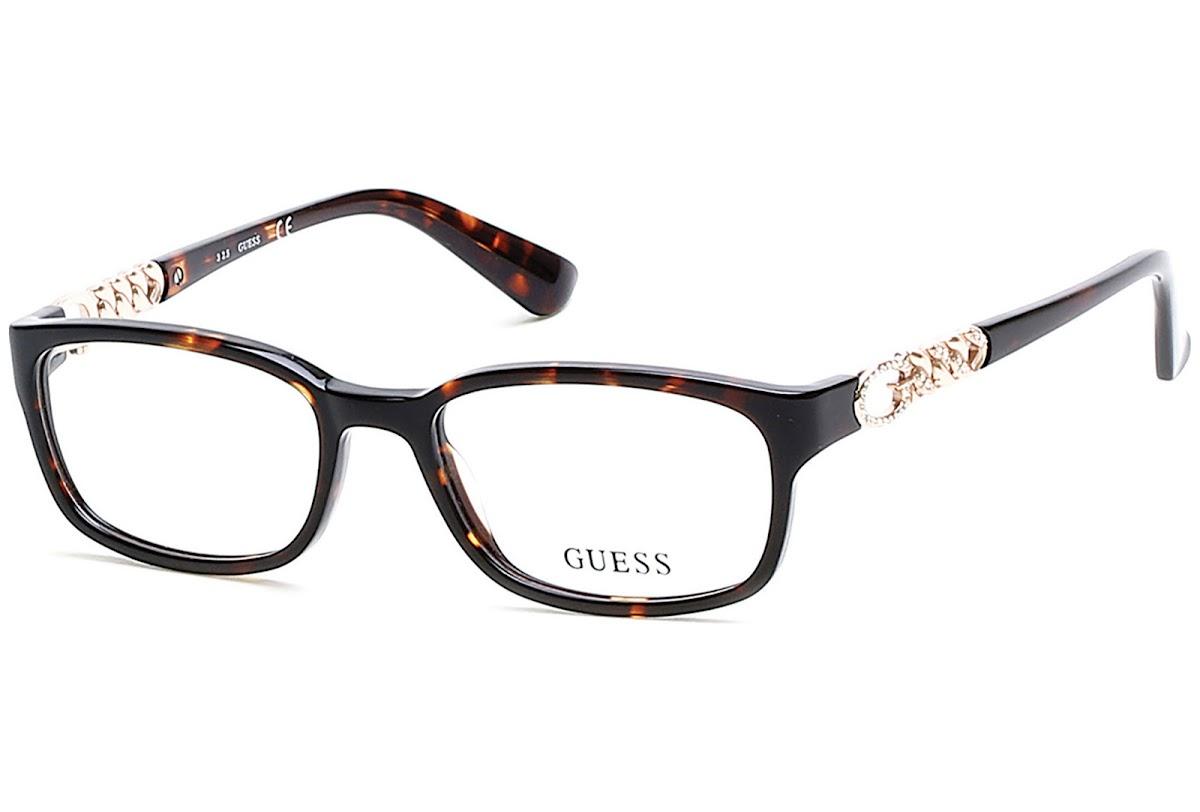 dark Buy 050 Frames Gu2558 Brownother C51 Blickers Guess 78Cxv