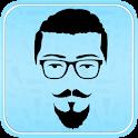 Changer- Hair Mustache Beard icon