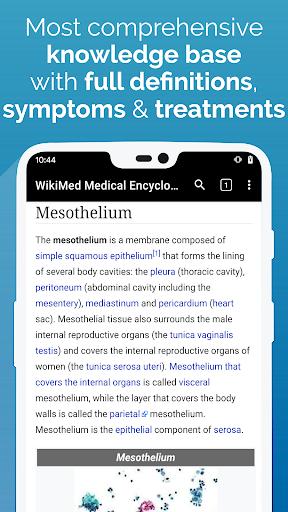 WikiMed - Offline Medical Encyclopedia 2020-03 screenshots 3