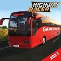 BusX Highway Racer: Traffic Racer: Bus Simulator icon
