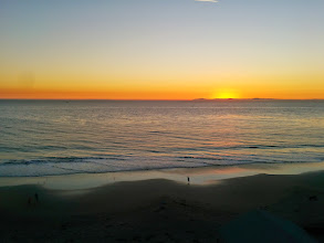 Photo: Crystal Cove Pre-Chistmas Sunset