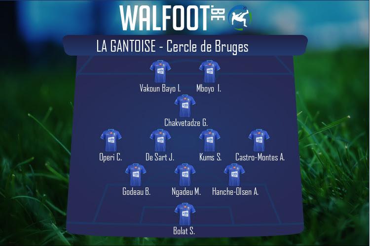 La Gantoise (La Gantoise - Cercle de Bruges)