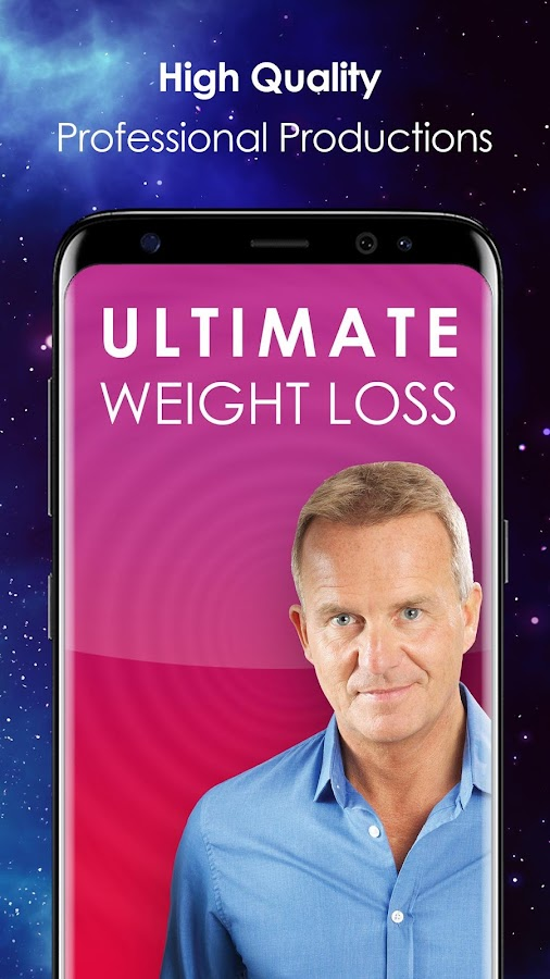Ultimate Weight Loss - Hypnosis and Motivation- screenshot