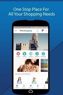Nex Shopping - náhled