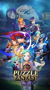 Puzzle Fantasy Battles – Match 3 Adventure Games 11