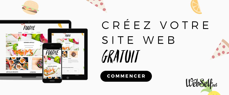 webself site web creator
