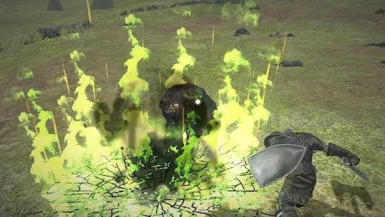 Download Animus Harbinger APK MOD Dark Souls Full Version Unlocked 2