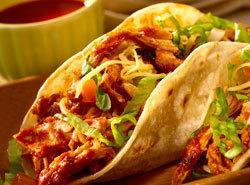 Shredded Chicken Tacos Recipe