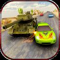US Tank Racer Stunt: Heavy Traffic icon