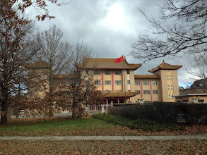 Photo: Day 6: Chinese Embassy
