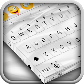 Black & White Emoji Keyboard