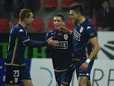 Standard doet weer mee om play-off 1 na zege bij Zulte Waregem: 2-3