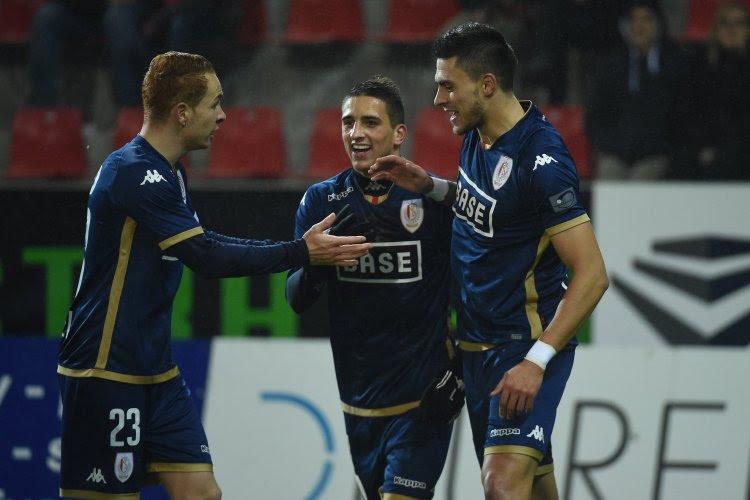 À neuf contre onze, le Standard poursuit son redressement à Zulte Waregem (2-3)
