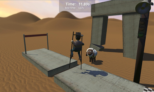 Stilt Walking Master-Fella 5.2 APK + Mod (Paid for free / Free purchase) for Android