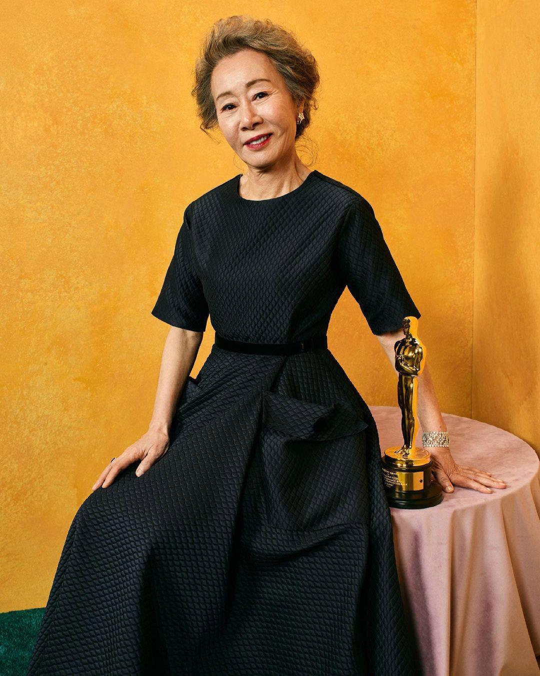 Vanity Fair Oscars Portraits 2021