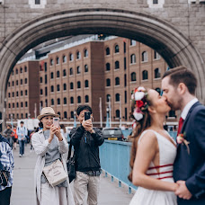 Wedding photographer Natasha Ferreyra (natashaferreira). Photo of 23.08.2018