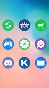 Anvix O Icon Pack (Pixel Pie Icon Pack) 1.0.2 APK + Mod (Unlocked) إلى عن على ذكري المظهر