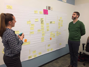 Photo: In the Theory of Change workshop, practitioners involved with FFP-funded development programs went through the process of developing a Theory of Change and learned how to use it in all stages of a program cycle.   Submitted by The TOPS Program.
