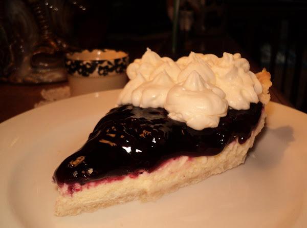 Blackberry Cheese Pie Recipe