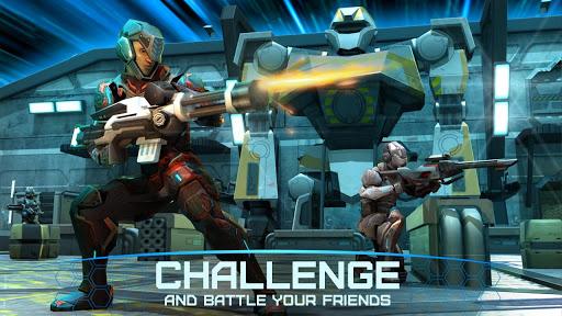Rivals at War: 2084 screenshot 2