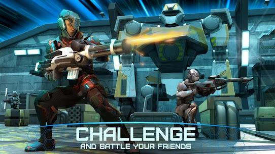 Rivals at War: 2084 3