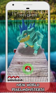 Pocket Catch Pixelmon- screenshot thumbnail