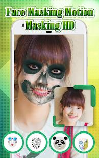 Face Masking Motion Masking HD - náhled