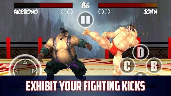 Sumo World Wrestler 3D - Sumotori Fight Revolution - náhled