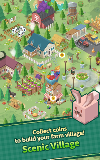 Solitaire Farm Village 1.5.4 screenshots 5